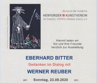 Eberhard Bitter – Gedanken im Dialog mit Werner Reuber